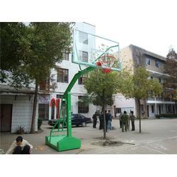 仿液压篮球架、创新型的仿液压篮球架、奥成体育(优质商家)图片