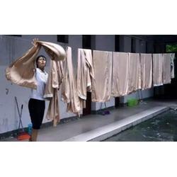家庭窗帘清洗、永秀清洁(在线咨询)、家庭窗帘清洗服务图片