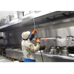 半球油烟机清洗-石板油烟机清洗-重庆厨房油烟机清洗公司图片