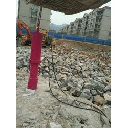 岩石劈裂机厂家|岩石劈裂机|金德力(查看)图片