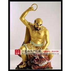 贴金铜佛像|驻马店铜佛像|中正铜雕塑(查看)图片