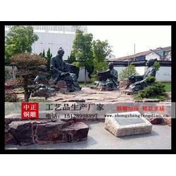中正鑄銅雕塑廠|銅雕塑設計|銅雕塑工廠設計圖片