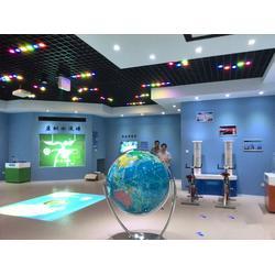 社区科普馆-地震模拟平台科普展品-社区科普馆展品生产图片