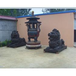 铜狮子,昌盛铜雕(在线咨询),铜狮子尺寸图片