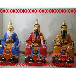 上海三清像|昌盛铜雕(在线咨询)|太上老君神像图片