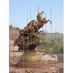 昌盛铜雕(多图)_园林铜马飞马厂家_安徽园林铜马飞马图片