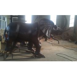 铜大象|铜大象多少钱|铸铜大象厂家图片