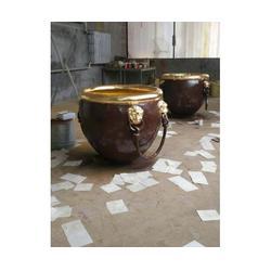 蚌埠铜大缸_昌盛铜雕(在线咨询)_故宫铜大缸图片