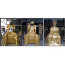 道教神像_昌盛道教神像铜雕厂家_道教神像定制图片