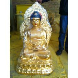 昌盛铜雕加工定制铜佛像、铜佛像、铜佛像图片