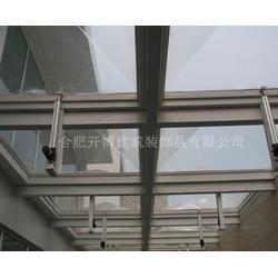 安徽电动排烟窗-合肥开博采光罩-电动排烟窗厂家图片