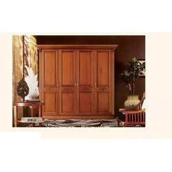 实木衣柜厂家,鲁班饰家木制品厂,实木衣柜图片
