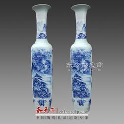 开业礼品陶瓷大花瓶厂图片