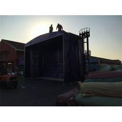 二防蓬布-蓬布-苏州振夏篷帆布厂图片