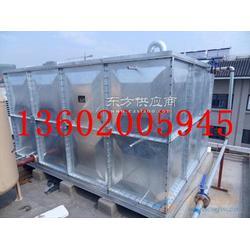 镀锌水箱结构 耐腐蚀镀锌水箱 质量保障图片