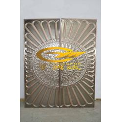 湖州市铝屏风,花格隔断,雕刻铝屏风图片