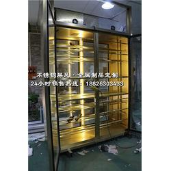 红酒柜,南阳市不锈钢酒柜,出口不锈钢酒柜电镀图片