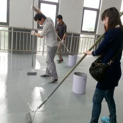 环氧地坪材料|西联创兴|环氧地坪材料施工厂家图片