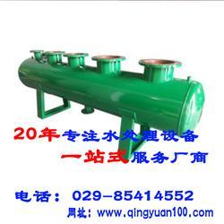 不銹鋼地暖分水器,寧夏分水器,清遠環保分水器(多圖)圖片