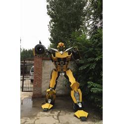 擎天柱变形金刚模型、滨州变形金刚模型、济南鑫瑞福机械有限公司图片