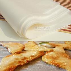 双面硅油纸防水防油不粘锅多次使用图片