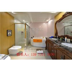 酒店整体卫浴图片