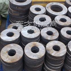 304不锈钢法兰毛坯生产厂家图片
