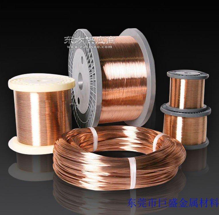 供应压缩弹簧用磷铜线,扭转弹簧用磷铜线,一体弹簧用磷铜线图片