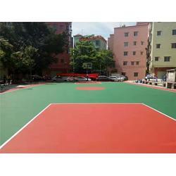 恒辉体育设施(图)、硅PU球场厂家、重庆硅PU球场图片