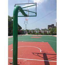 保定硅PU球场|恒辉体育设施(优质商家)|硅PU羽毛球场图片