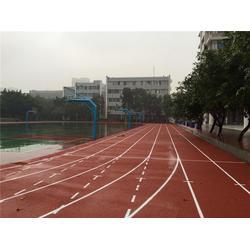 新型硅PU球场材料|揭阳硅PU球场材料|恒辉体育设施(查看)图片