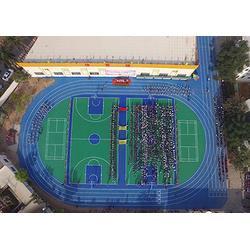 硅pu球场工程-硅pu球场-恒辉体育设施(多图)图片