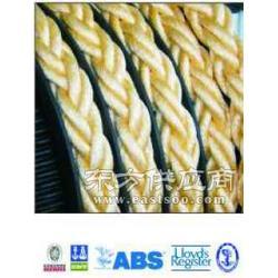 涤纶丙纶混合八股缆绳 涤丙混合绳 混合绳图片