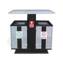 分类钢制垃圾桶进口_环泰桶业_登封分类钢制垃圾桶图片