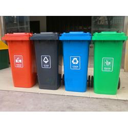1100L升塑料垃圾桶_环泰桶业_开远塑料垃圾桶图片