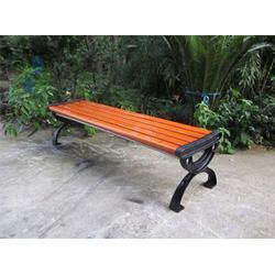 带靠背防腐木室外景区休闲户外椅,定西户外椅,环泰桶业(多图)图片