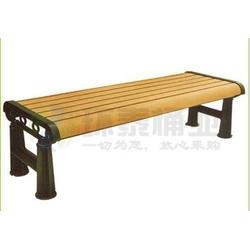 五指山景区椅、小区带靠背铸铁pe塑木景区椅、环泰桶业(多图)图片