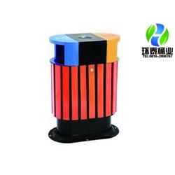 环泰桶业_铜仁钢木垃圾桶_不锈钢包边分类钢木垃圾桶图片
