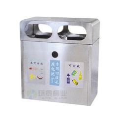 不锈钢垃圾桶价位 盐亭县不锈钢垃圾桶 环泰桶业图片