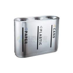 原平不锈钢垃圾桶_环泰桶业_方形不锈钢垃圾桶图片