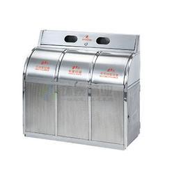分类不锈钢垃圾桶、巴中不锈钢垃圾桶、环泰桶业图片