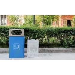 射洪县不锈钢垃圾桶、不锈钢垃圾箱、304不锈钢垃圾桶图片