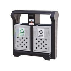医院钢制垃圾桶-资兴钢制垃圾桶-环泰桶业(多图)图片