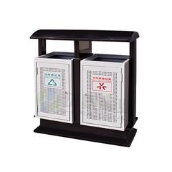 白山钢制垃圾桶,钢制垃圾箱(在线咨询),钢制垃圾桶图片