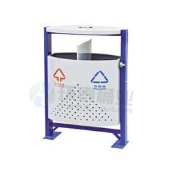环泰桶业|渭南钢制垃圾桶|小区分类钢制垃圾桶图片