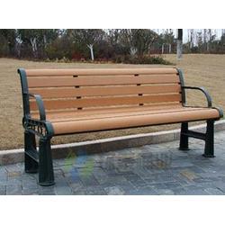 山南公园椅、景区无靠背南方松防腐木公园椅、环泰桶业(多图)图片