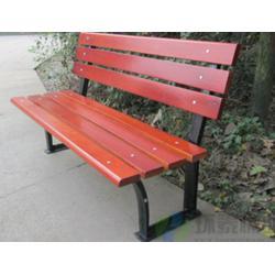 环泰桶业 南方松木休闲椅-乐陵休闲椅图片