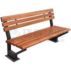 户外公园靠背休闲椅_肥城休闲椅_环泰桶业图片