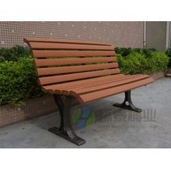 環泰桶業-牡丹江公園椅-鋁制無靠背塑木園林公園椅多少錢圖片