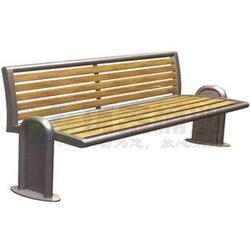 遵义景区椅、景区凳、学校带靠背pvc塑木园林景区椅图片